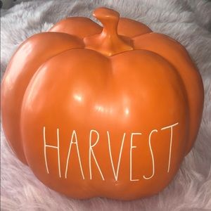 Rae Dunn Accents - RAE DUNN     Large HARVEST Pumpkin